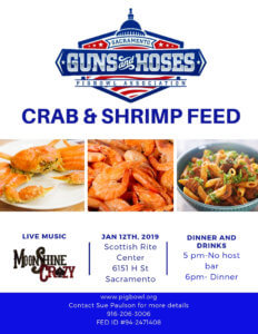 2019 Crab and Shrimp Feed